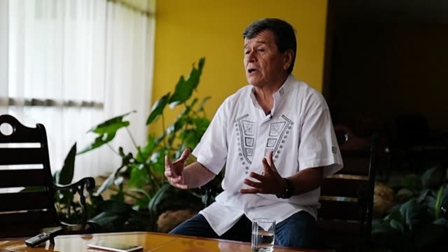 The National Liberation Army Colombia's last active guerrilla group calls on president elect Ivan Duque to take into account the large number of...