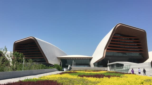 The National Marine Museum located at coast of Tianjin Binhai New Area will officially open to visitors in June As the first National Marine Museum...