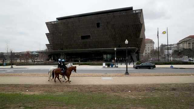 The National Museum of African American History Smithsonian Museums closed due to the partial shutdown of the US government as it goes into the 12th...