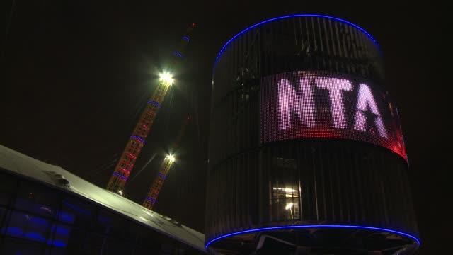 the national television awrads 1/26/2011 - イベントまとめ動画点の映像素材/bロール