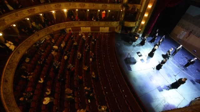 HRV: Zagreb theatre reopens with gala concert