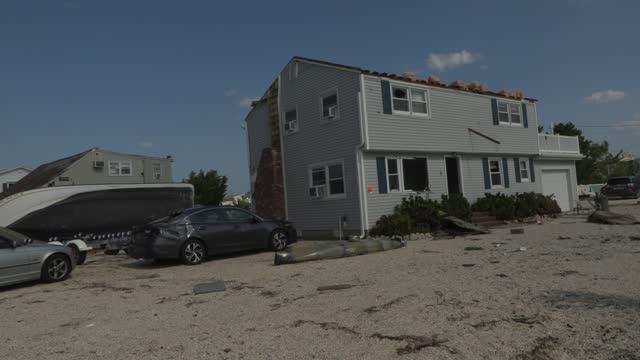 NJ: New Jersey tornado slams Long Beach Island