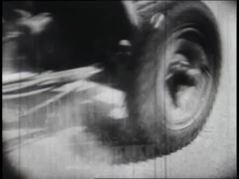 vídeos de stock, filmes e b-roll de the nazis attack france. - nazism