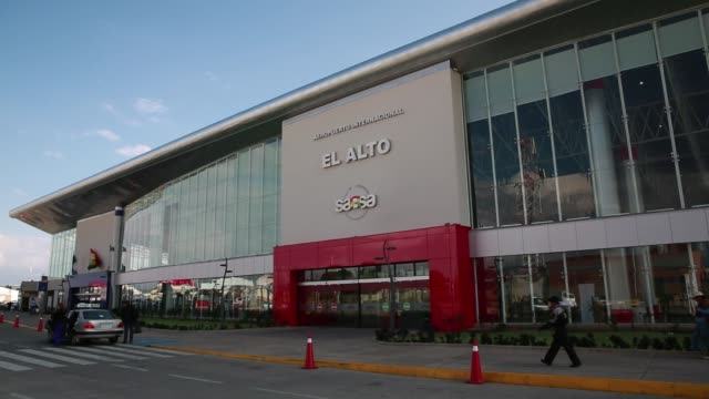 The new airport finished in 2015 in El Alto Bolivia on Tuesday October 20 2015 The Bolivian government flush with cash in recent years has initiated...
