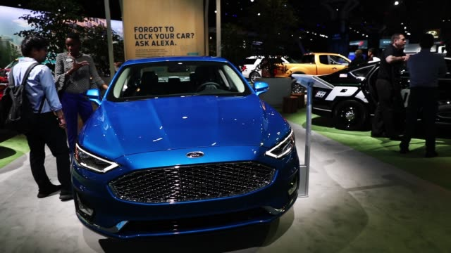 New York International Auto Show Videos And BRoll Footage Getty - Jacob javits center car show 2018