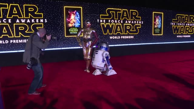 the new star wars becomes the fastest movie to pass the $1 billion mark in global box office sales disney says as fans of the space epic pack... - epic film stock videos & royalty-free footage
