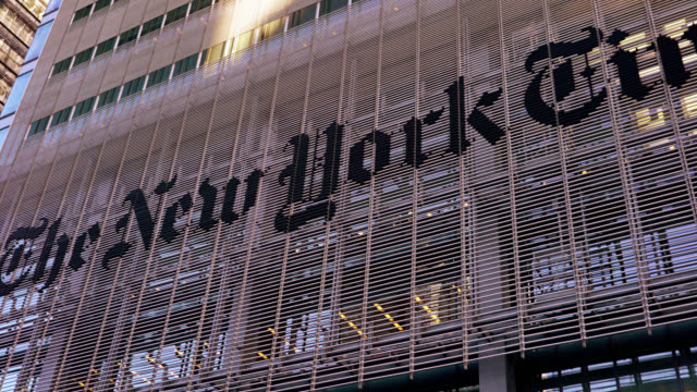 the new york times building - book cover stock videos & royalty-free footage