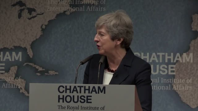 the next prime minister should strive to reach a brexit deal, theresa may has said as the race to succeed her entered its final stretch. boris... - may stock videos & royalty-free footage