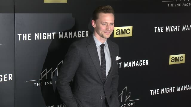CLEAN 'The Night Manager' Los Angeles Premiere at Directors Guild Of America on April 05 2016 in Los Angeles California