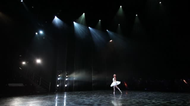 the northern ballet has returned to the stage in what is believed to be the first major uk dance performance in front of a live paying audience since... - elegance stock videos & royalty-free footage
