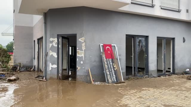 the number of people who died in floods in western germany rose to 105 on friday, officials confirmed in rhineland-palatinate. at least 62 people... - germany stock videos & royalty-free footage