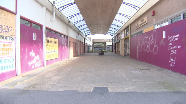 The number of vacant shops in town centres is continuing to rise despite Government efforts to save the high street Margate in Kent is particularly...