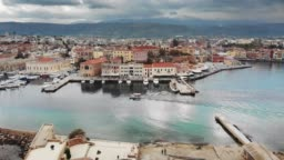The old Venetian harbour