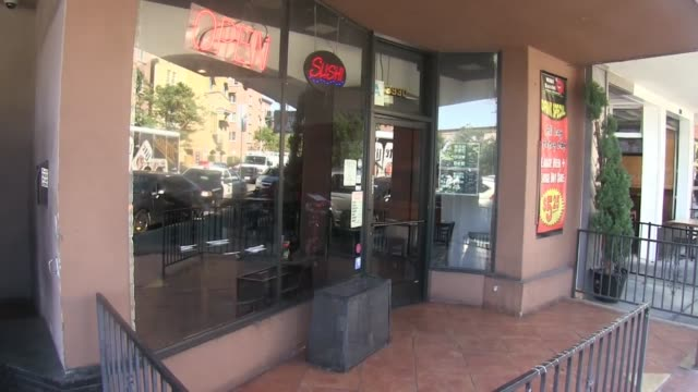 the operators of eight sushi restaurants in san diego were convicted of seafood fraud for serving lobster rolls that didn't have any lobster in them... - künstlich stock-videos und b-roll-filmmaterial