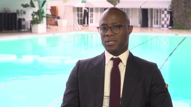 the oscar winning filmmaker behind moonlight barry jenkins says there is progress to be made regarding representation in hollywood and at the awards... - barry jenkins film director stock videos and b-roll footage