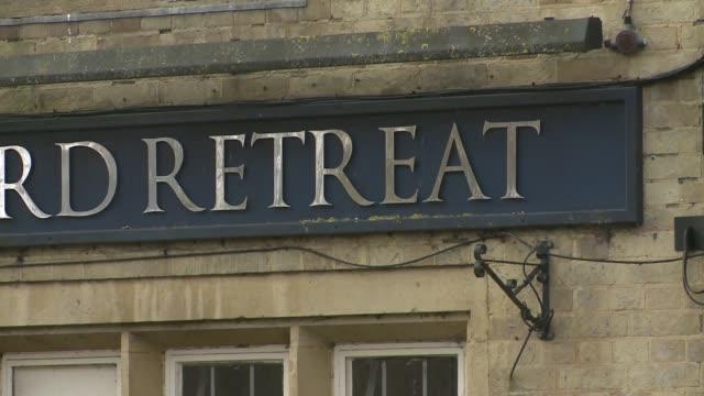 the oxford retreat pub - english language stock videos & royalty-free footage