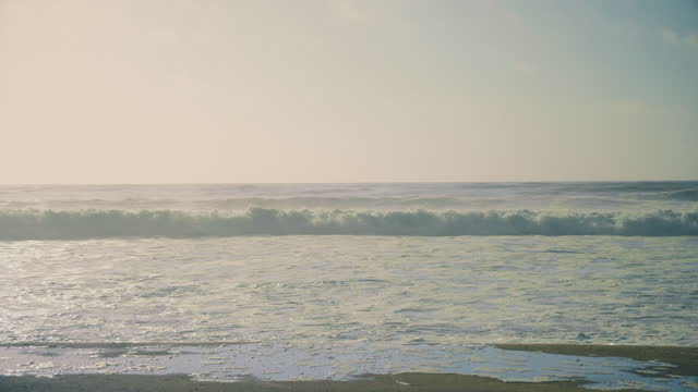 the pacific ocean. - north pacific ocean stock videos & royalty-free footage