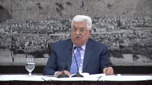 The Palestinian president on Monday said it would be crazy to allow the United States to act as mediator on Middle East peace pledging instead a...