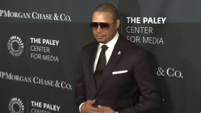 clean the paley center for media's tribute to africanamerican achievements in television presented by jpmorgan chase co at the beverly wilshire four... - terrence howard stock videos & royalty-free footage