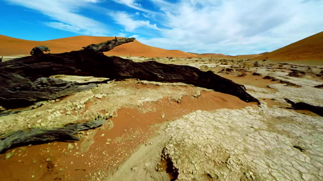 HELI The Parched Ground In Dead Vlei