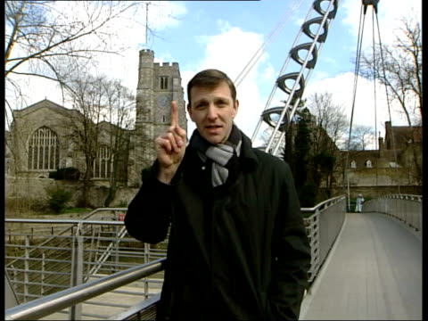 vidéos et rushes de the passion of the christ film released itn kent maidstone i/c - passion