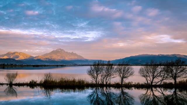 the peace lake
