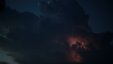 the perfect storm - lightning stock videos & royalty-free footage