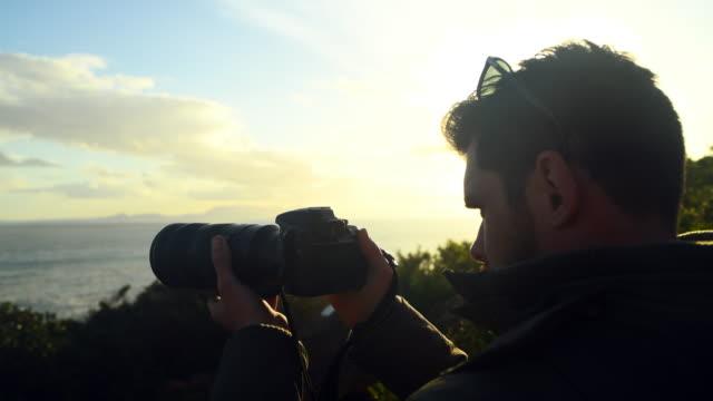 自然をキャプチャするための最適な方法 - デジタル一眼レフカメラ点の映像素材/bロール