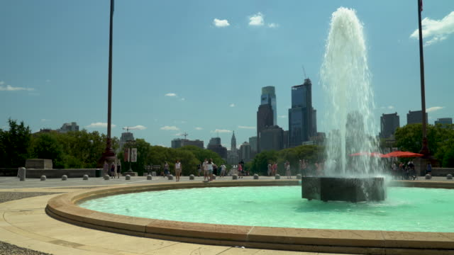 the philadelphia museum of art - philadelphia pennsylvania stock videos & royalty-free footage