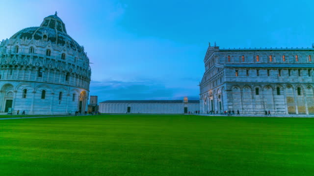 the pisa cathedral, pisa, tuscany, italy - pisa cathedral stock videos & royalty-free footage