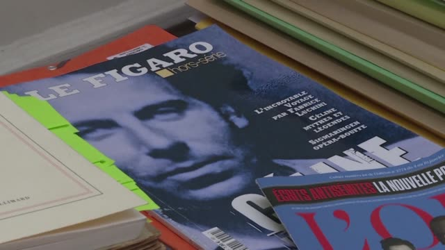The planned publication of anti Semitic pamphlets written by a revered novelist is sparking a fierce row in France