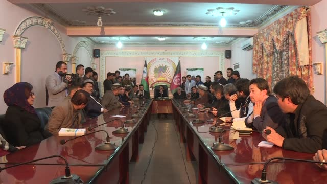 the political party of the first afghan vice president and former warlord abdul rashid dostum denies allegations that dostum sexually assaulted a... - compounding stock videos and b-roll footage