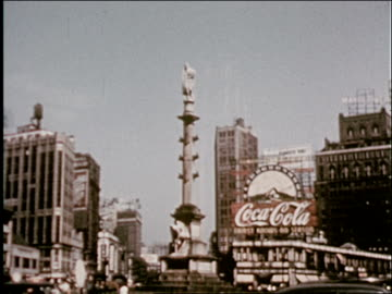 vidéos et rushes de the port of new york and how it was formed - 1 of 8 - 1949