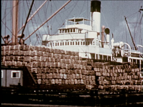 the port of new york and how it was formed - 7 of 8 - origins stock videos & royalty-free footage