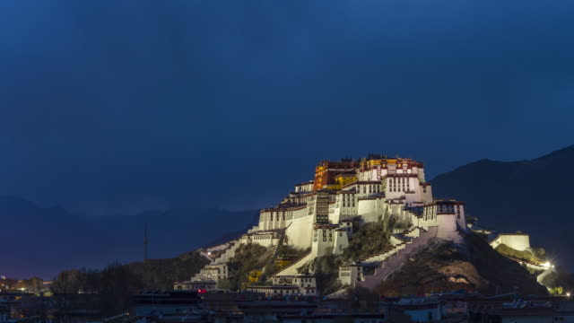 Der Potala-Palast, Tibet, China