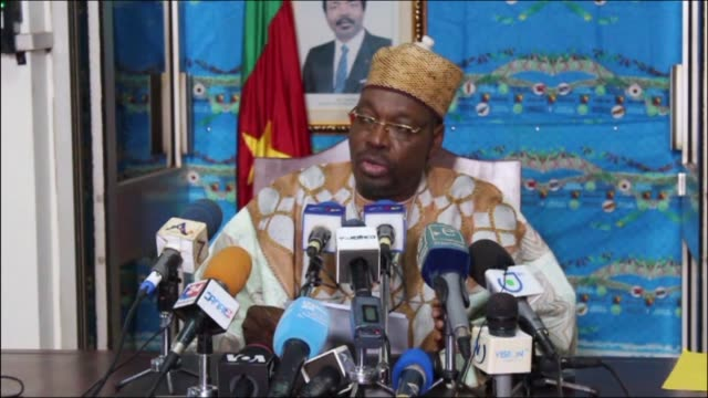 The president of the anglophone separatist movement in Cameroon Sisiku Ayuk Tabe is extradited to Yaounde after he was detained in Nigeria