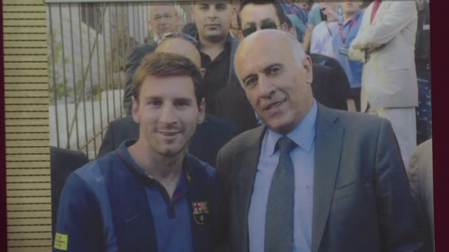 The president of the Palestinian Football Association calls the cancellation of the friendly match between Argentina and Israel in Jerusalem a red...