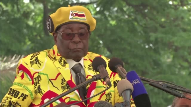 The president of Zimbabwe Robert Mugabe warns that there is no shortcut to being the leader of the people after recently sacked vice president and...