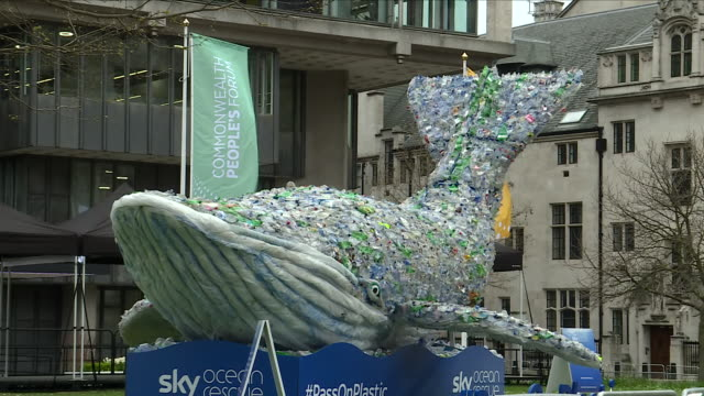 the prime minister has asked the leaders of the commonwealth countries to unite in a new initiative to reduce plastic pollution in the world's... - unity stock videos & royalty-free footage