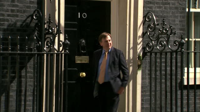 the prime minister has spent the day reshuffling his ministerial ranks without the restrictions of a coalition -- and able to hand out new jobs to... - welsh culture stock videos & royalty-free footage