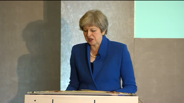 The Prime Minister has spoken in the last few minutes about the benefits of a well regulated free market directly challenging much of Jeremy Corbyn's...