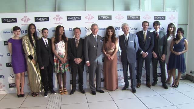 stockvideo's en b-roll-footage met the prince's trust celebrate success awards 23/03/11 - clean