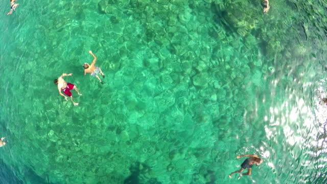 vídeos de stock, filmes e b-roll de a baía particular - fethiye