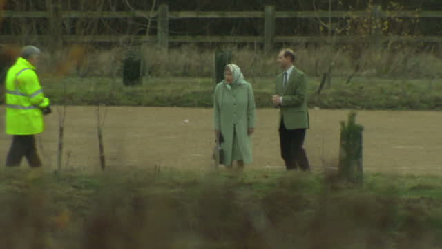 The Queen and Prince Charles have visited Prince Philip in hospital following his successful stint procedure Her Majesty arrived by helicopter at...