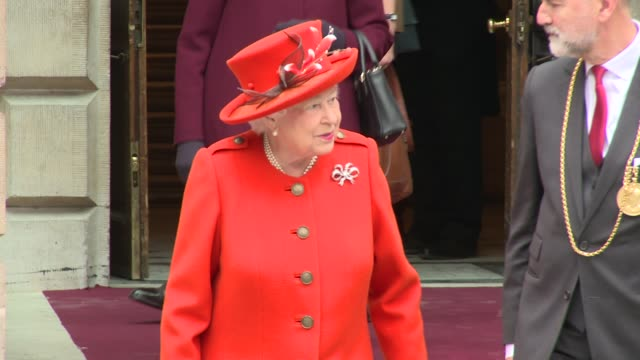 the queen at royal academy of arts on march 20 2018 in london england - the queen stock videos and b-roll footage