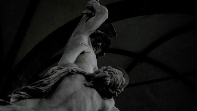 'The rape of Polyxena' by Pio Fedi- Loggia dei Lanzi