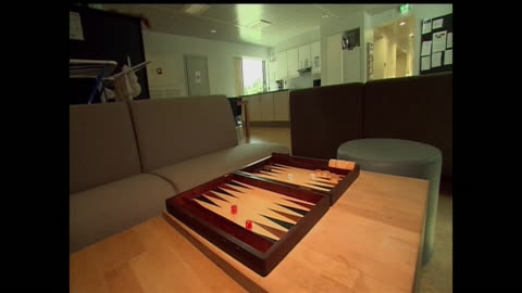 the recreation room at a norwegian prison, including board games, a television, video games, and a small kitchen, is seen. - crime or recreational drug or prison or legal trial stock videos & royalty-free footage