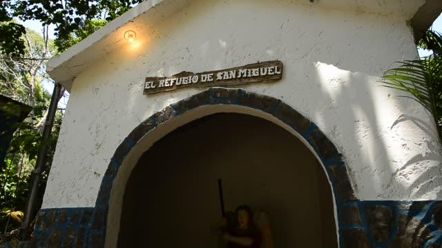 vidéos et rushes de the refuge of san miguel. - tourisme vert