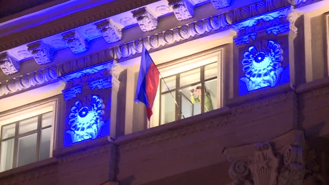 The regional government HQ in the Ukrainian city of Kharkiv has become the focus of repeated assaults by pro Russian protesters bent on forcing the...