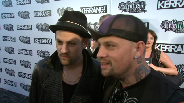 The Relentless Energy Drink Kerrang Awards 2010 at London England